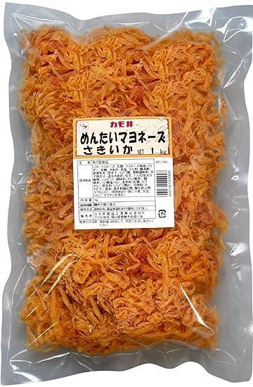 comida bien pato Mentai mayonesa Sakiika 1kg