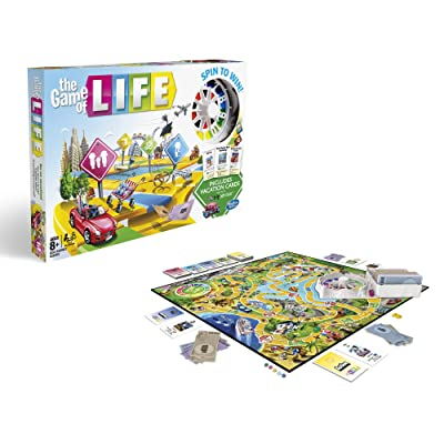 The Game of Life: TripAdvisor Edition: Toys & Games
