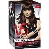 Vidal Sassoon Salonist color permanente del pelo - 4/3 del oro oscuro Marrón