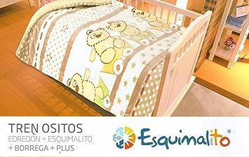 Amazon.com: 1 kidandaheadache 2pc esquimalito () Manta para ...