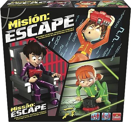 Misión escape es un divertido juego de escape y habilidad donde tendrás que salvar a tu compañero an
