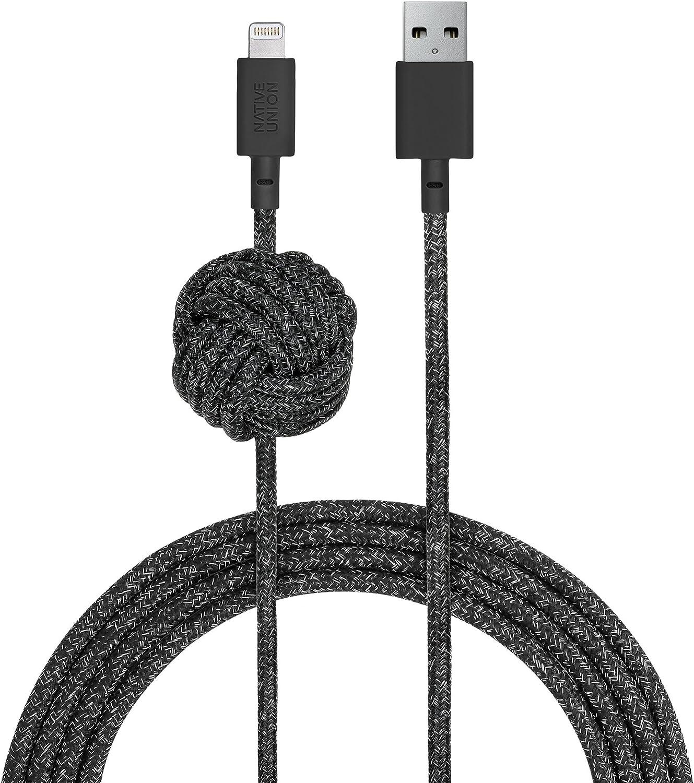 Native Union Night Cable 3 Meter Ultra Starkes Elektronik