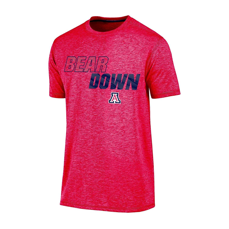6f514b4fee16 Amazon.com   Champion NCAA Men s Touchback Short Sleeve T-Shirt   Sports    Outdoors