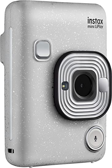 Fujifilm Fujifilm Mini LiPlay Camera, Stone White product image 4