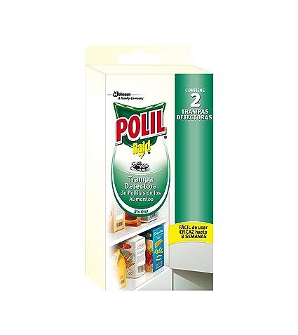 Polil Trampa detectora de Polillas de los Alimentos - 2 unidades