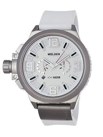 Welder Mens 900 K22 Chronograph Stainless Steel Round Watch