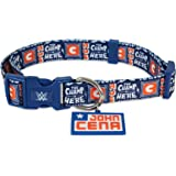 "WWE 5/8 X 8-14"" John Cena Adjustable Dog Collar"