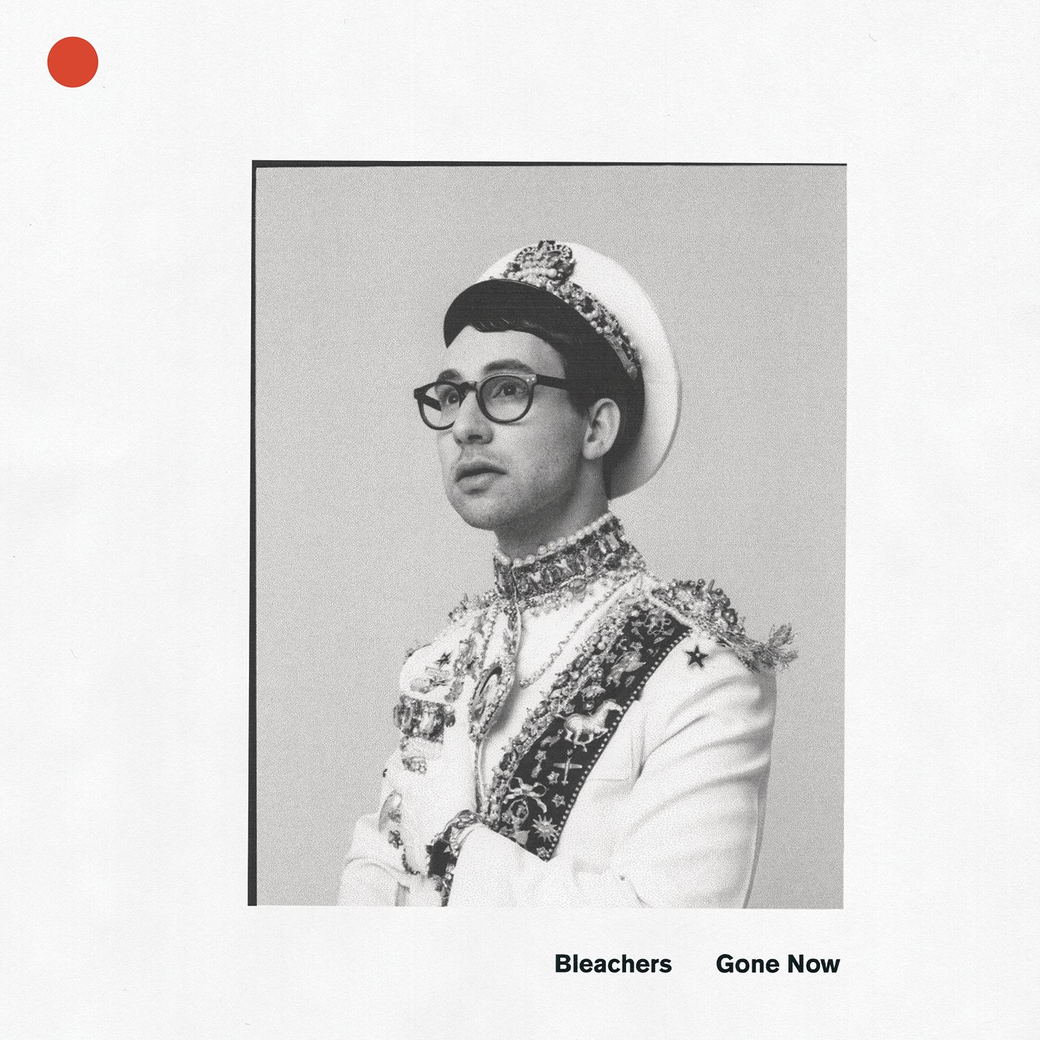 CD : The Bleachers - Gone Now (CD)