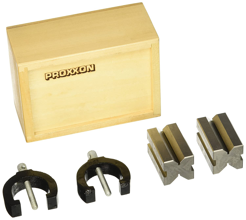 Proxxon 24262 Precision V Blocks 2 Piece
