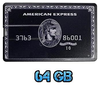 Carte American Express Black.Uk A2z American Express Black 64gb Credit Card Style
