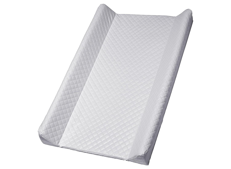 50x70 cm Jollein 550-503-00078 Wickelauflagen-Bezug soft grey Gr