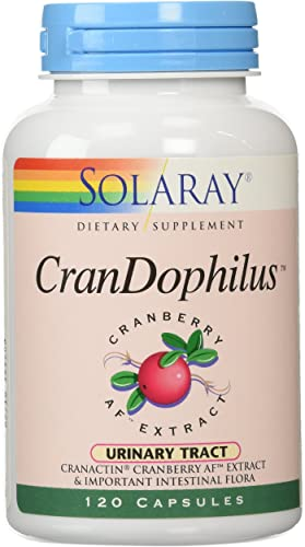 Solaray Crandophilus, 120 Count