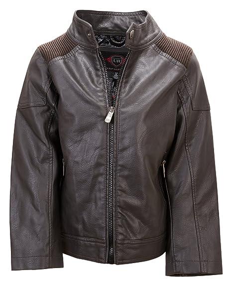 Amazon.com: urban republic Boys UR primavera y para moto de ...