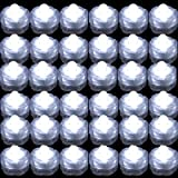 TDLTEK Waterproof Submersible Led Lights Tea Lights For Wedding , Party, Decoration (36 Pieces White)