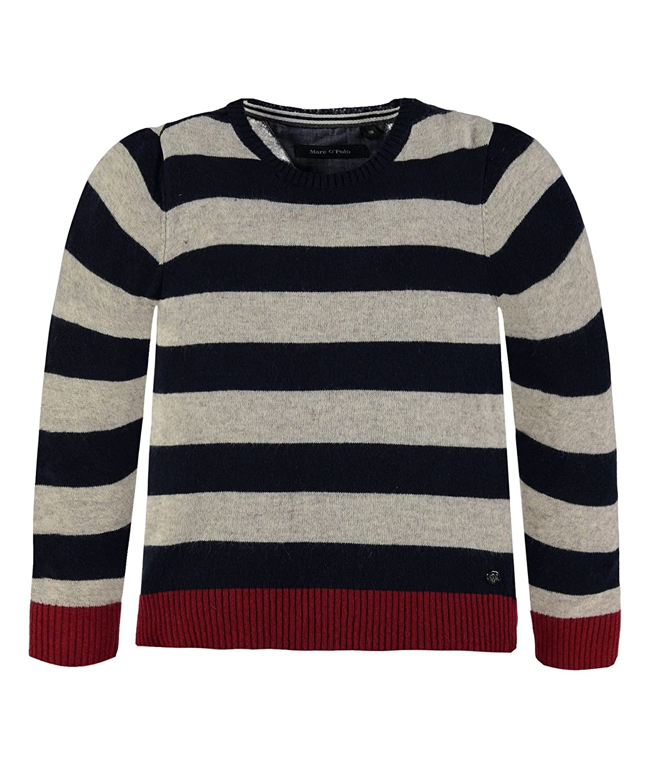 Marc O Polo Kids Strickpullover 1/1 Arm Jersey, Multicolor ...
