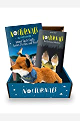 Fabled Films Press The Nocturnals Adventure Activity Box: Chapter Book, Plush Toy and Activity Book Toy