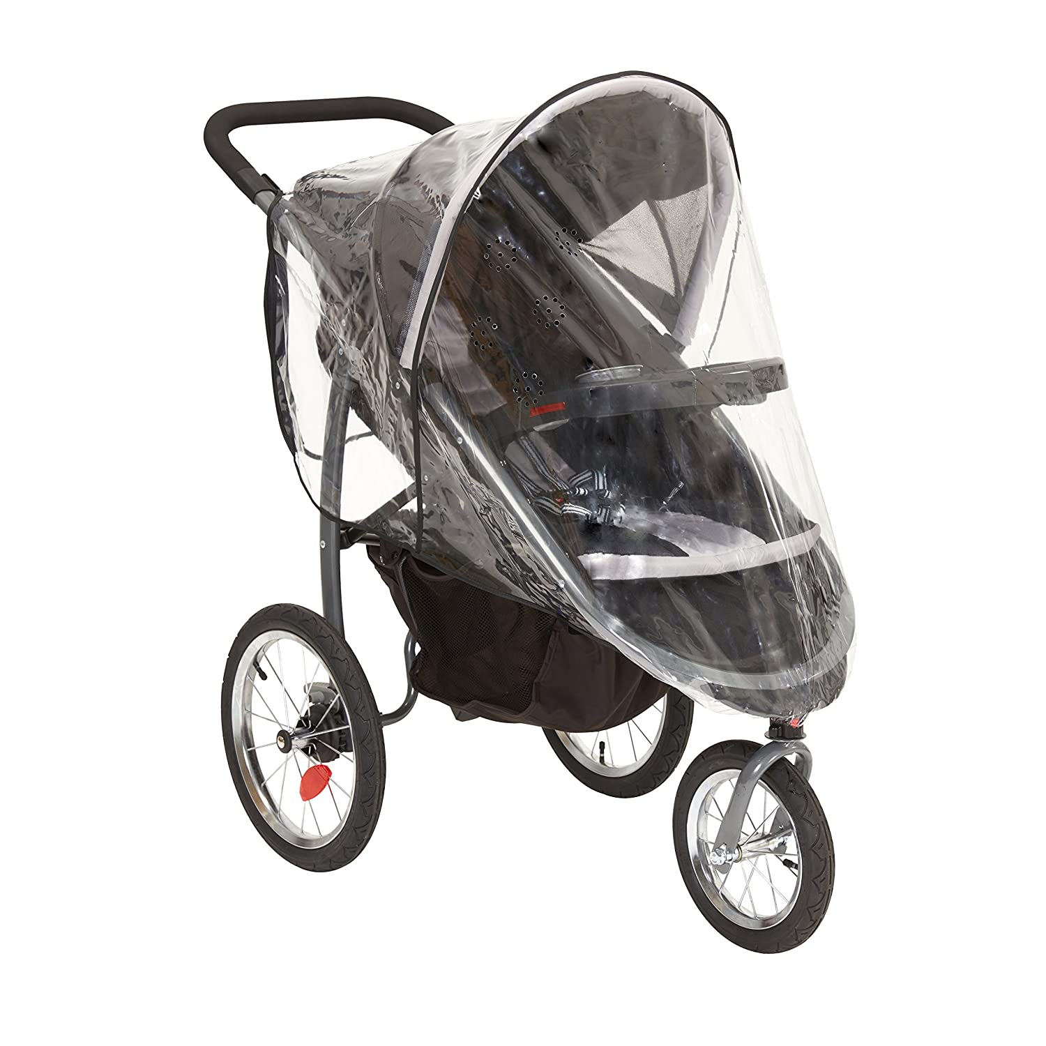 Sashas Rain and Wind Cover For the Graco 'FastAction Fold Click Connect' Jogger Stroller Graco 3R