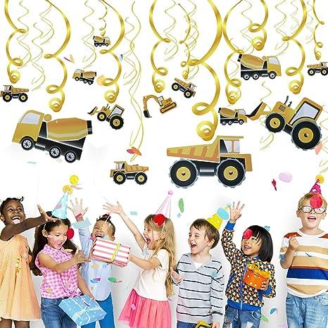 Phogary Bau Geburtstag Party Dekorationen Wirbel Und Spirale