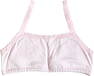 product image for Esme Girl's Comfortable Cami Bralette Training Bra M L XL PT 6 7 8 10 12 14 16