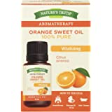Nature's Truth essential oil, 100% pure orange sweet oil, 1 Count