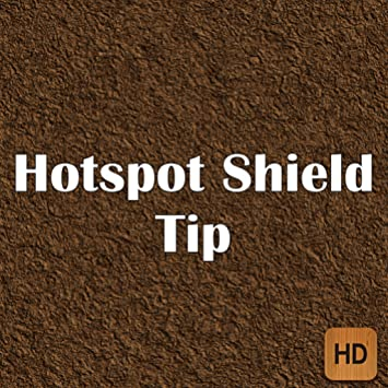 Amazon com: Hotspot Shield Tip: Appstore for Android