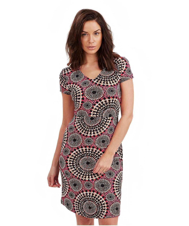 Joe Browns Damen Kleid mit Spiralmuster