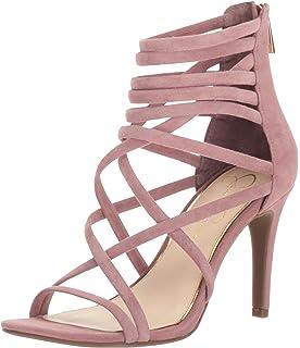 afea53abb27 Jessica Simpson Women s Harmoni Heeled Sandal