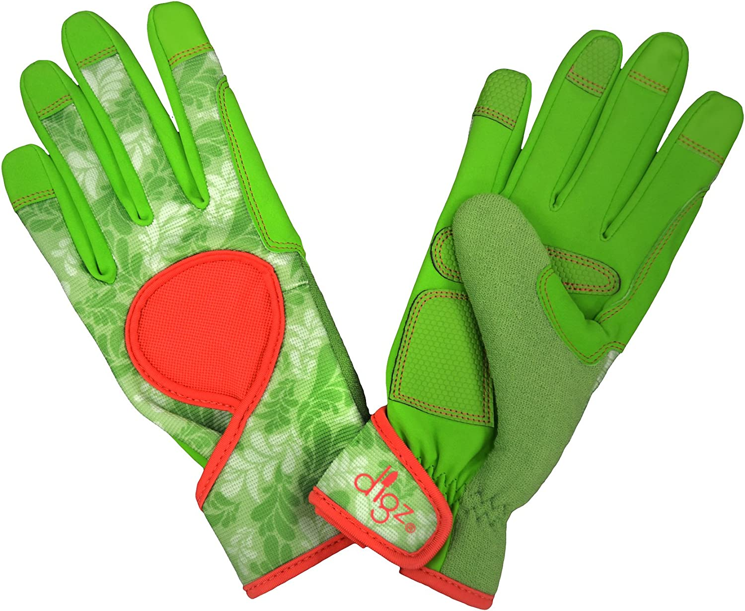 DIGZ Touch Screen compatible High-Performance Women's Gardening Gloves