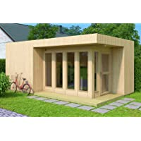 Allwood Arlanda XL | 227 SQF Studio Cabin Garden House Kit