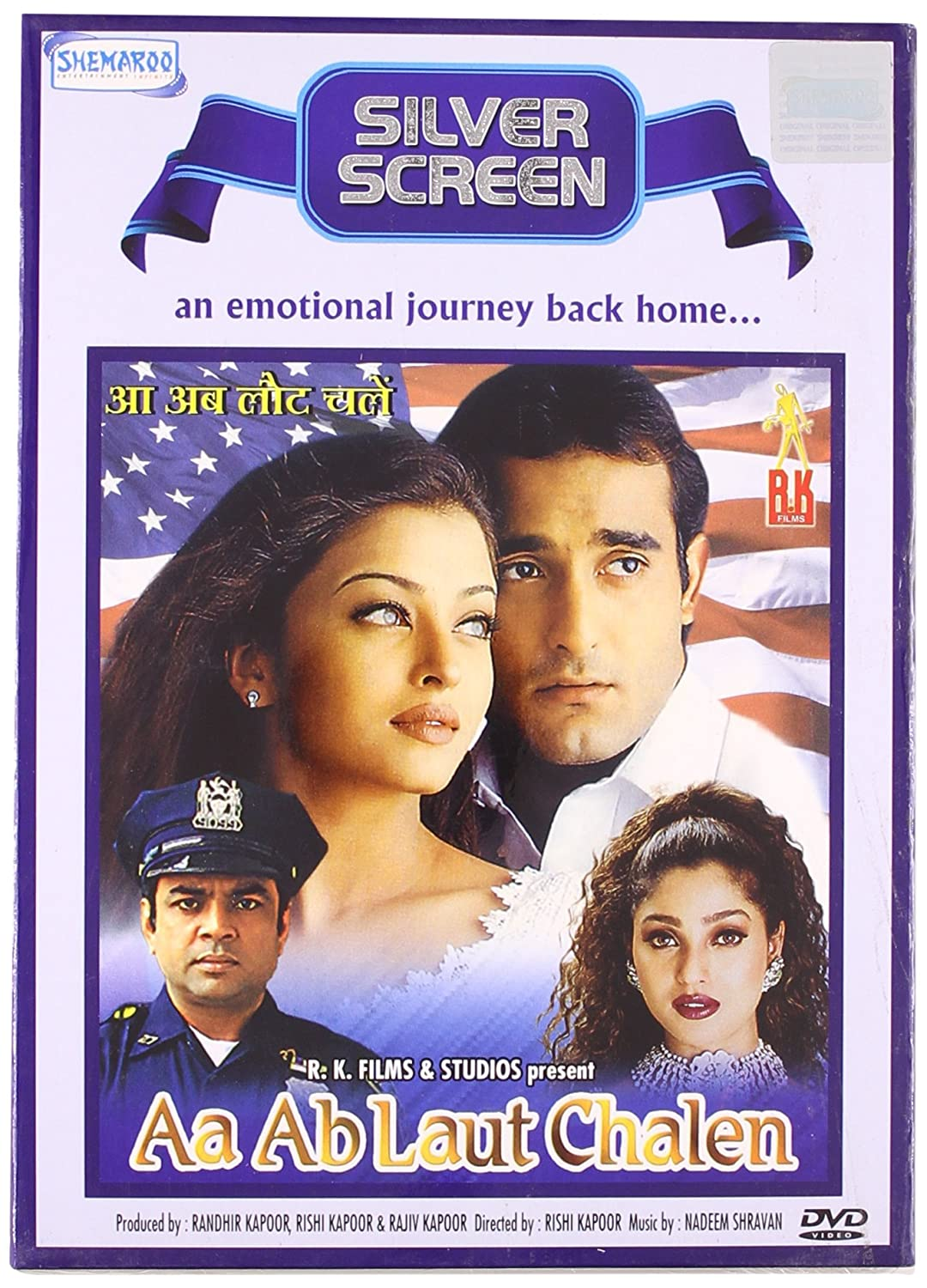 Amazonin Buy Aa Ab Laut Chalen DVD Blu Ray Online At Best Prices In India