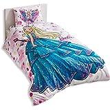 """Disney Barbie Dreams Duvet/Quilt Cover Set Single / Twin Size 63"""" x 86""""(160x220cm) Kids Bedding"""