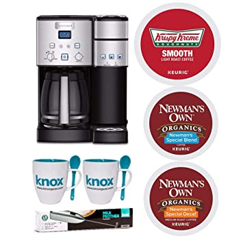 fb28d696d0d Cuisinart SS-15 12-Cup Coffee Maker and Single-Serve Brewer ...