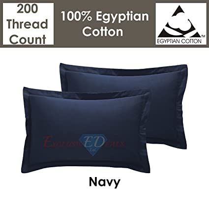Bed Linens & Sets Bedding 200 Tc Thread Count 100% Egyptian Cotton Extra Deep Fit/ Fitted/ Flat Bed Sheets