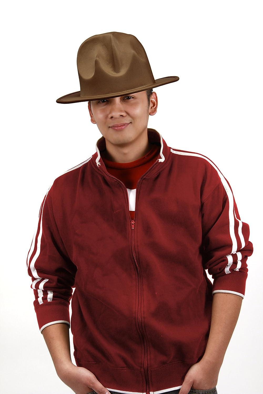adult happy pharrell williams fashion style costume hat