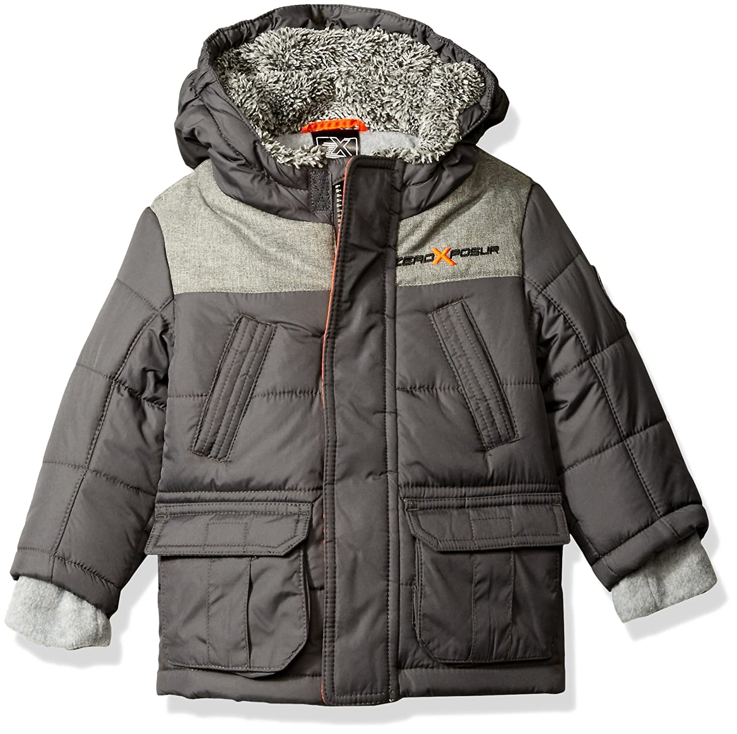 ZeroXposur Baby Boys' Lancelot Puffy Jacket 496