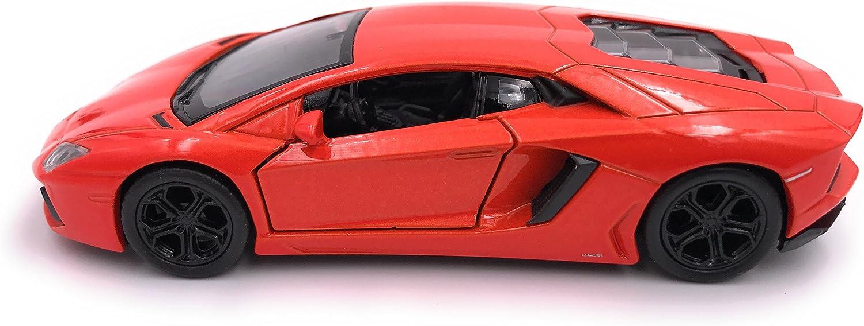 H Customs Aventador Lp 700 Modellauto Auto Lizenzprodukt 1 34 1 39 Rot Auto