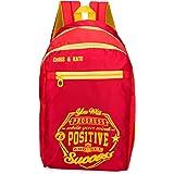 Chris & Kate Polyester 27 Ltr Red School Backpack