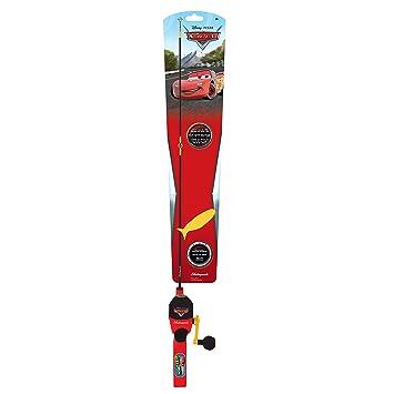 Amazon Hakespeare 1402878 S Disney Cars Fishing Kit Sports