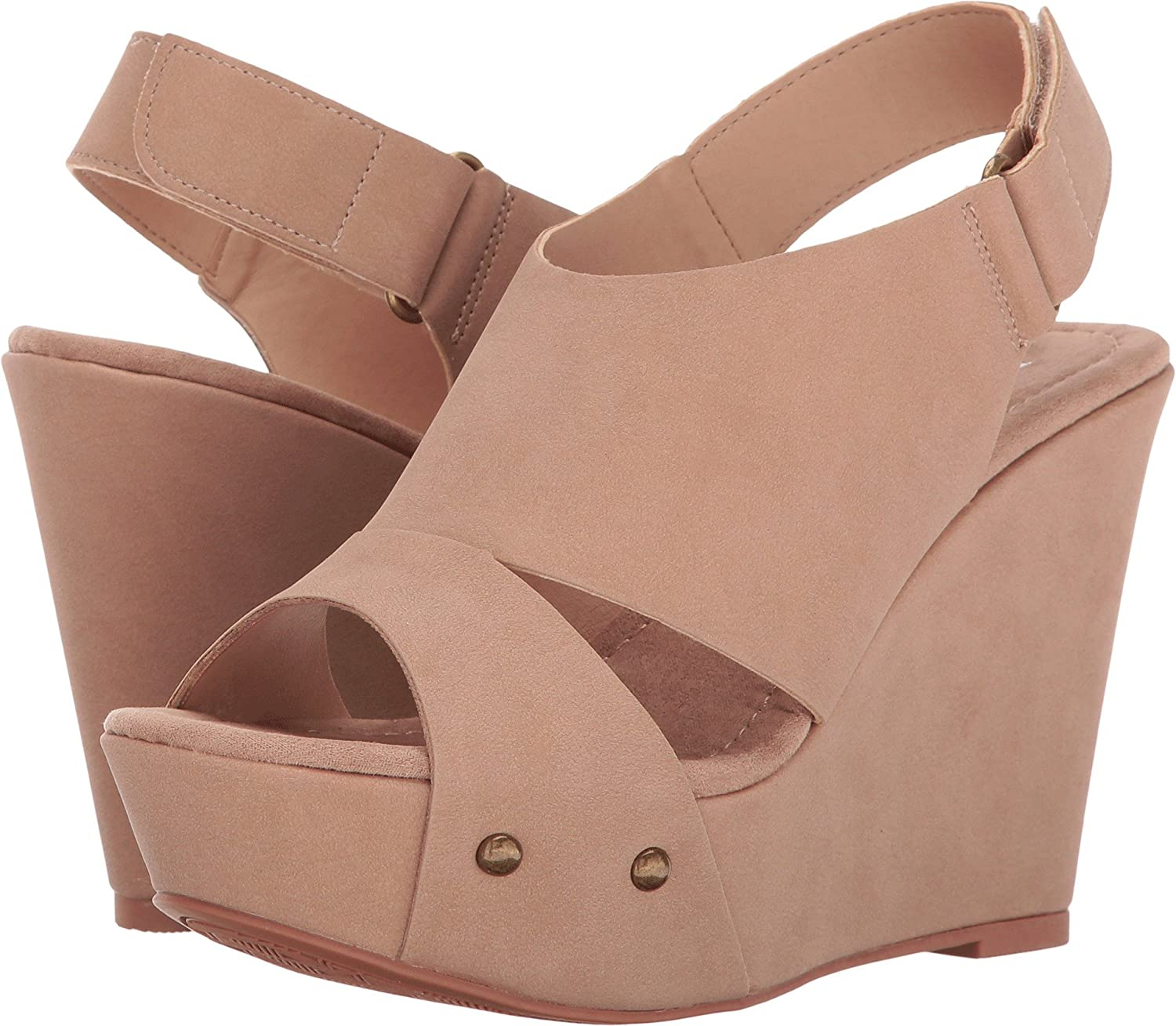 Dirty Laundry Women's DL Court Me Nude 9.5 B US