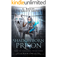 Shadowborn Prison (Dark Fae Paranormal Prison Series Book 1)