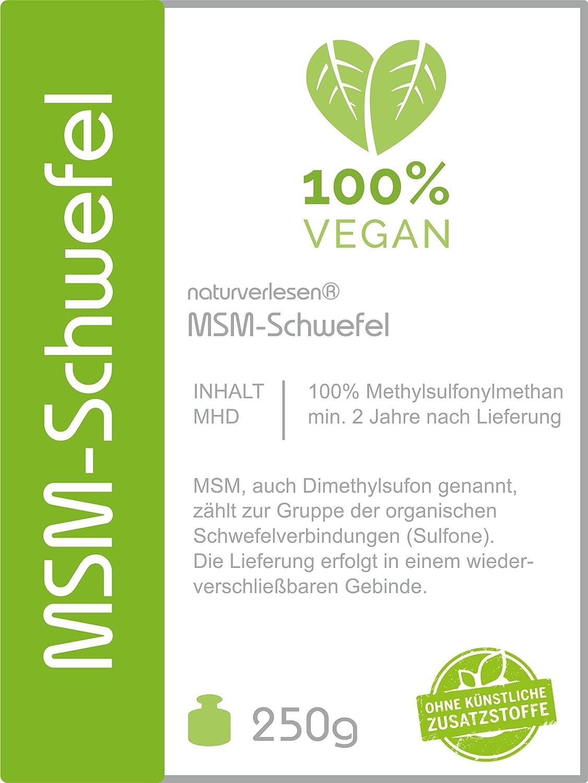1000g Anorganischer Schwefel Pharma Beste Qual Aus Deutschland