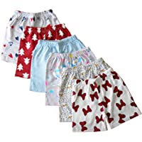 Tinchuk Regular Printed Shorts Set of 6 - for Your Little One Multi-Coloured