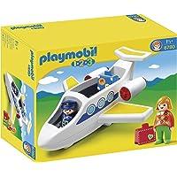Playmobil - 6780 - Jeu de Construction - Avion de Ligne