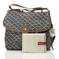 BABYMEL SATCHEL WAVE ELEPHANT GREY