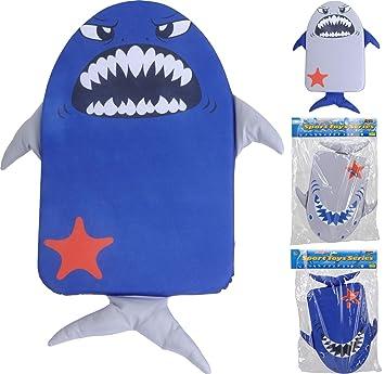 Niños de tiburón de natación tabla de natación flotador aprendizaje Aid, gris claro: Amazon.es: Deportes y aire libre