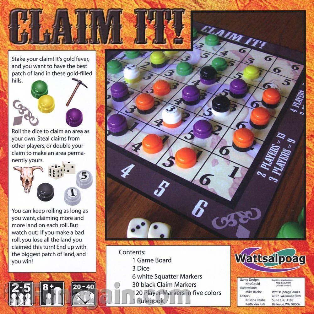 Claim It!: Amazon.es: Juguetes y juegos