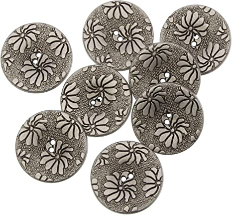 Mixed Shape ABS Plastic Button Sewing Button Beads mixed shape gold 50pcs