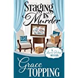 Staging is Murder (A Laura Bishop Mystery Book 1)