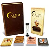 Salem 1692 Board Game - Witch Hunt Game for Friends and Family – 3rd Edition - A Game of Cards, Strategy, Deceit, and…