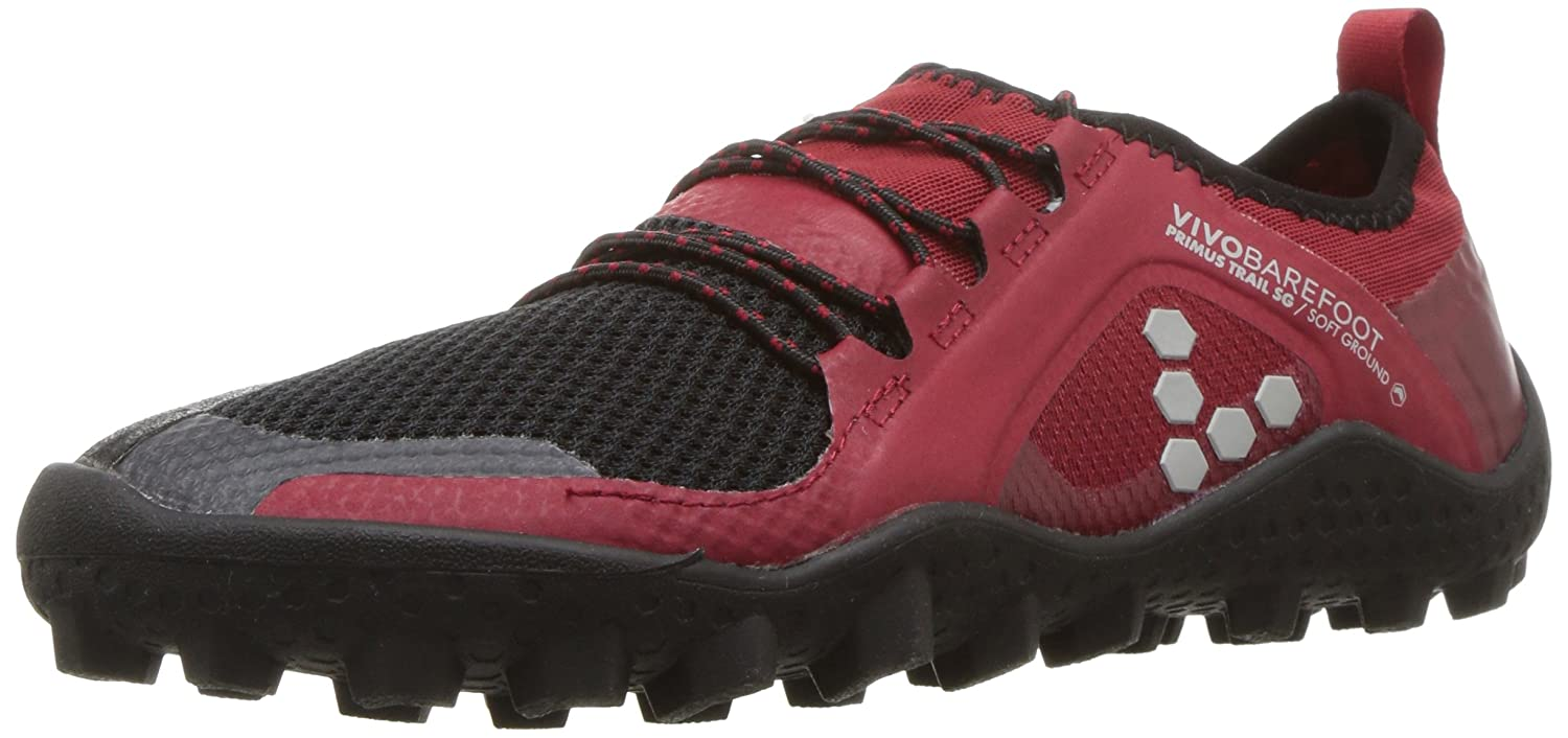 Vivobarefoot Women's Primus Lightweight Soft Ground 38 Running Shoe Trail-Runners B01LZ0MBS0 38 Ground D EU (7.5 US)|Black 27bf67